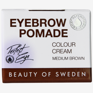 Eyebrow Pomade Colour Cream Medium brown