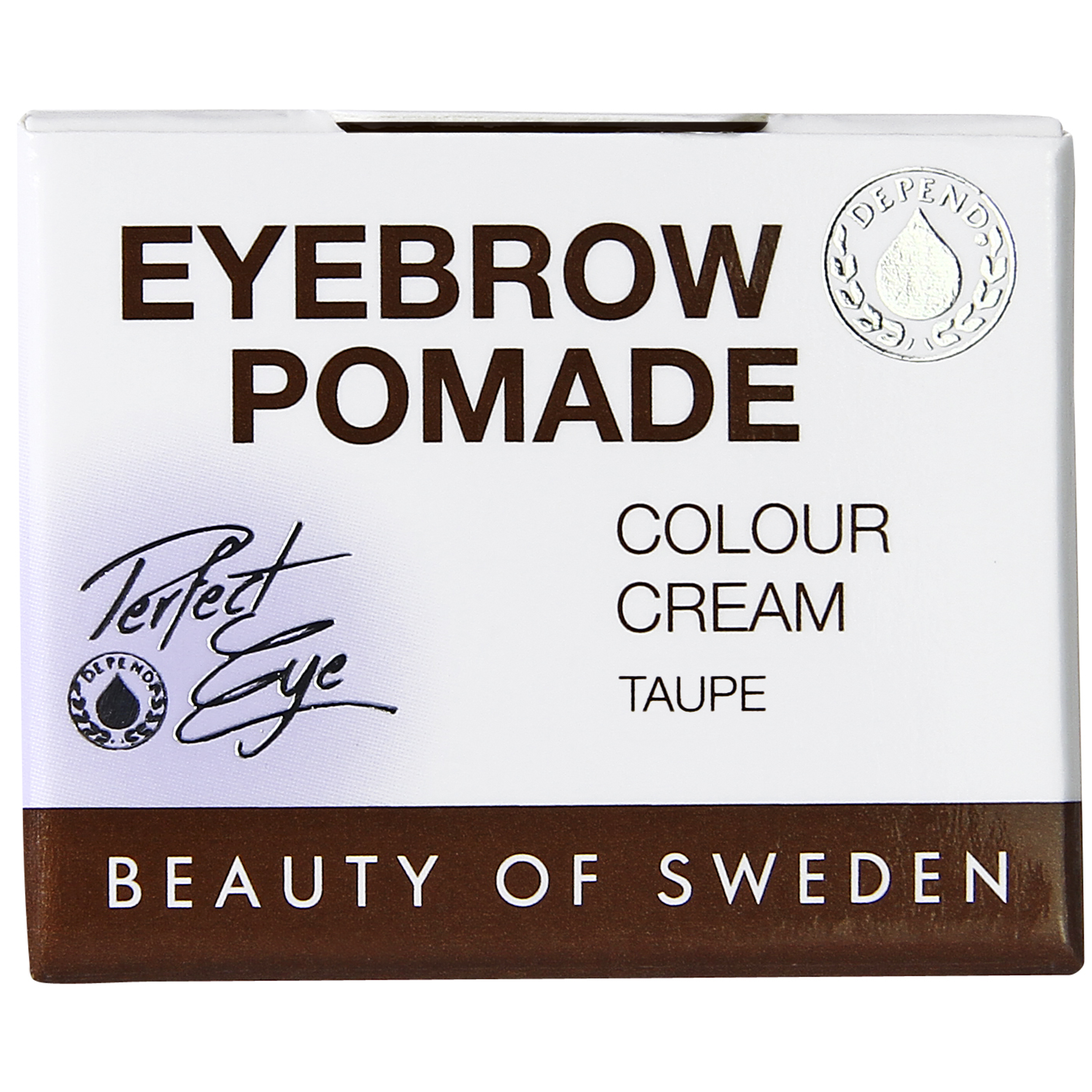 Eyebrow Pomade Colour Cream Taupe
