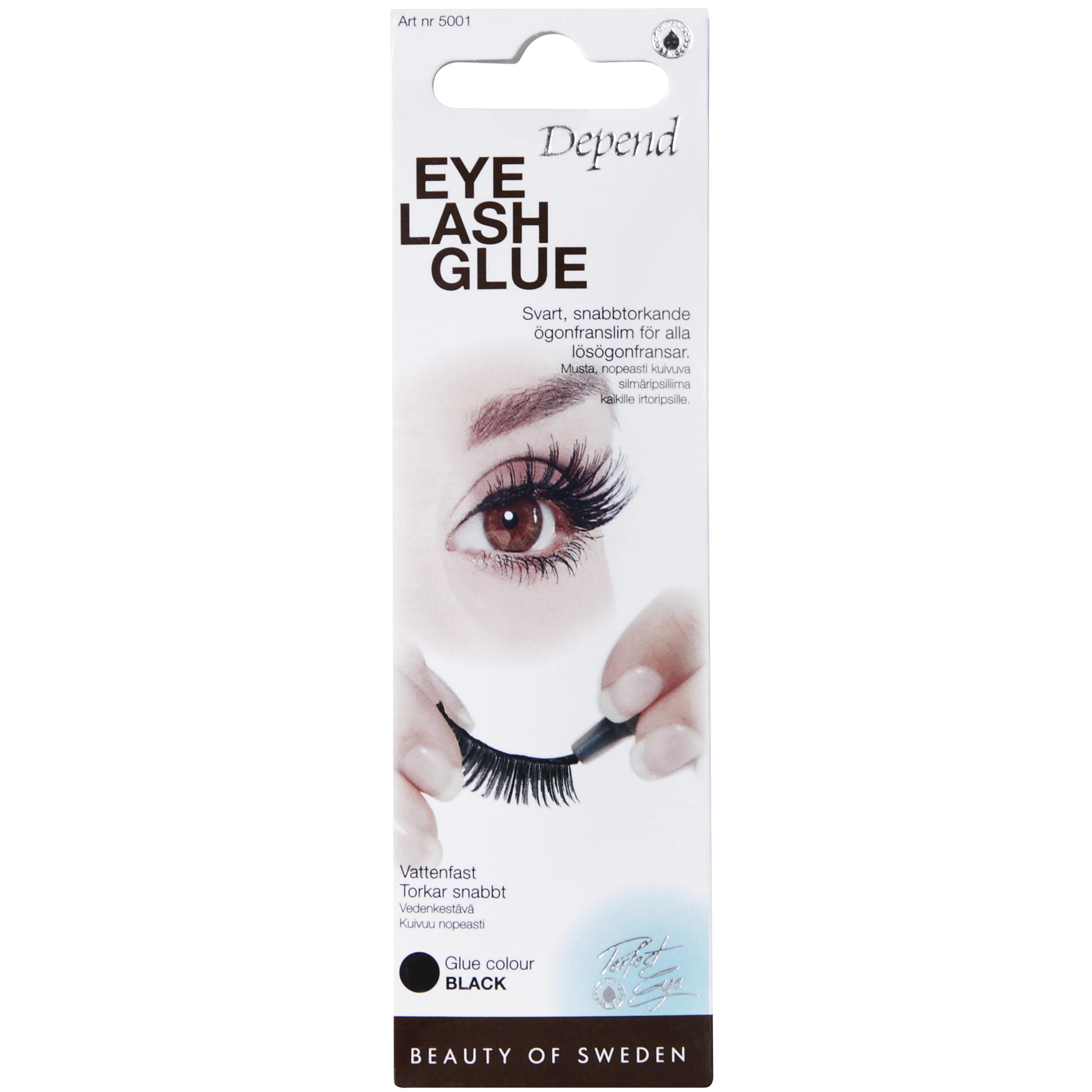Eyelash Glue Black