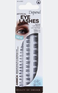 Artificial False Lashes Annica