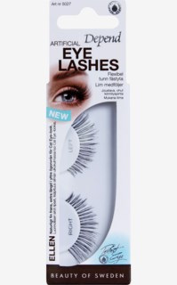 Artificial False Lashes Ellen