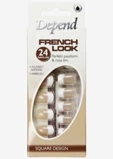 6160 French Look Kit DEPEND 6101 FRENCH LOOK KIT 2