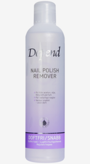 Nail Polish Remover Fragrance Free 250 ml