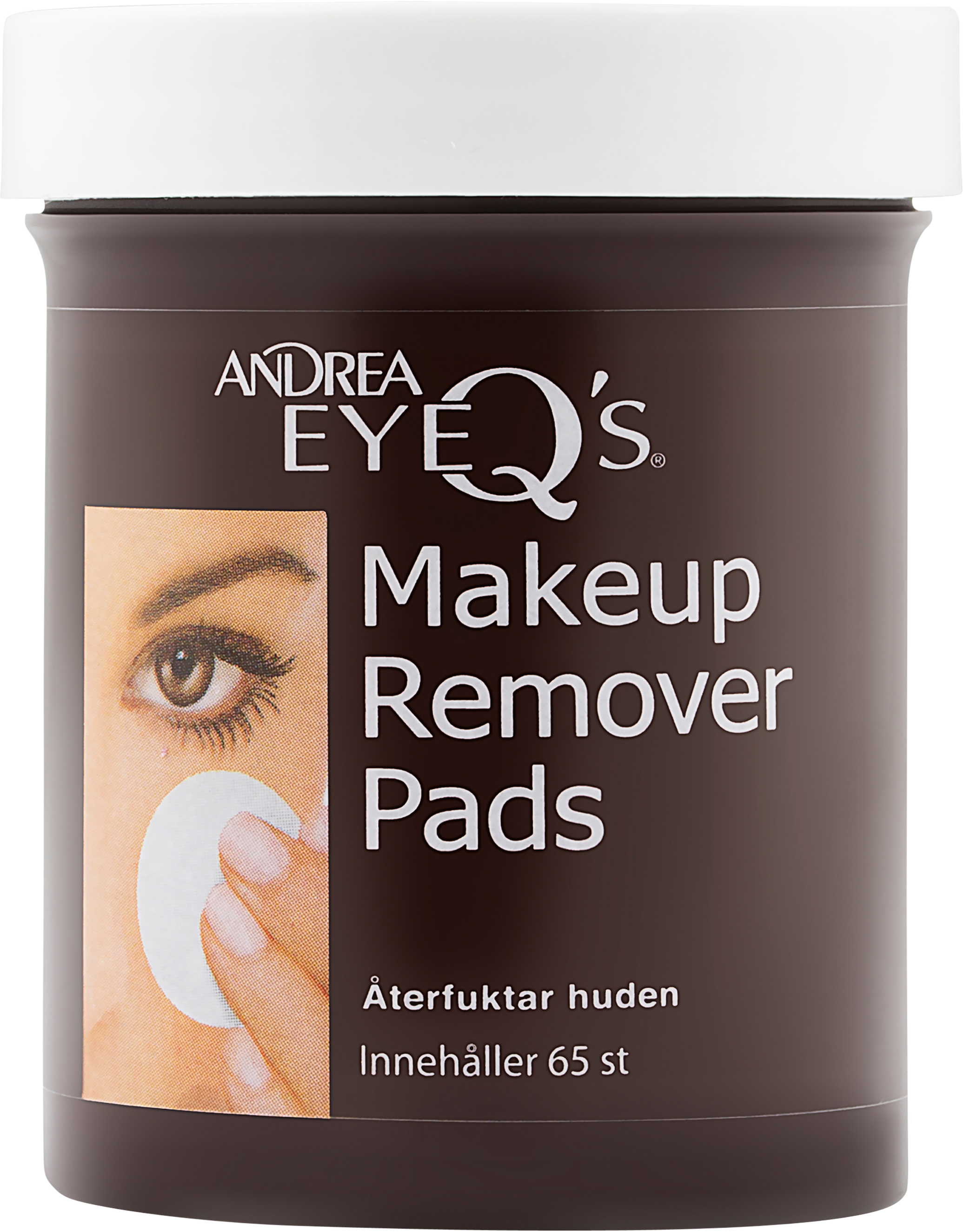Eye-Q´s Remover Moisturizing pads