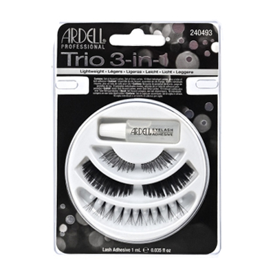 Trio 3-in-1 False Lashes