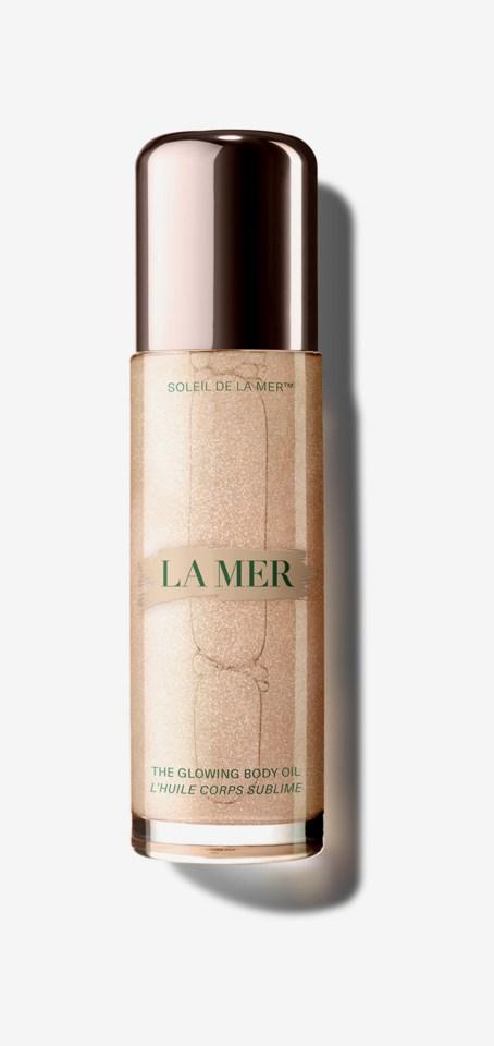 Soleil De La Mer Shimmering Body Oil 95ml