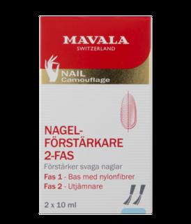 Nagelförstärkare MAVALA NAGELFÖRSTÄRKARE 2-FAS