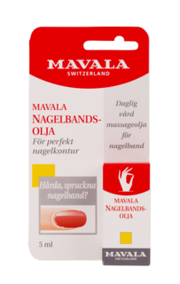 Nagelbandsolja 5 ml