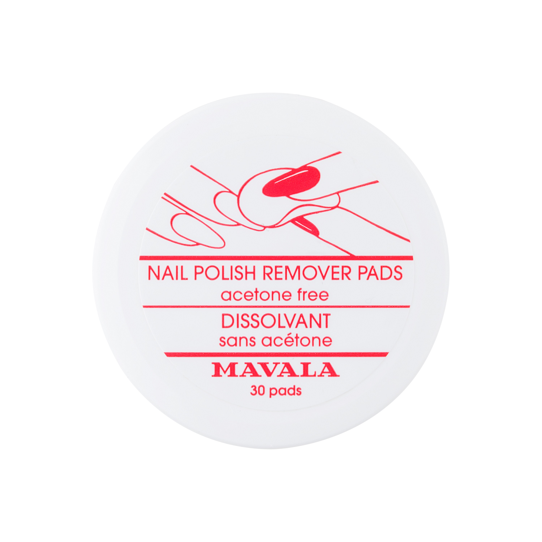 Nail Polish Remover Pads 30st