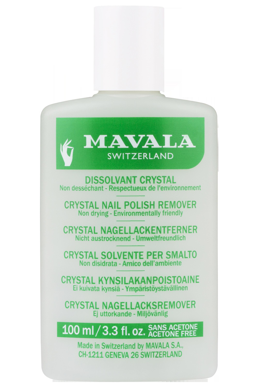 Crystal Nailpolish Remover