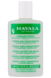 Crystal Nailpolish Remover