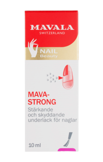 Mava-Strong base coat 10 ml