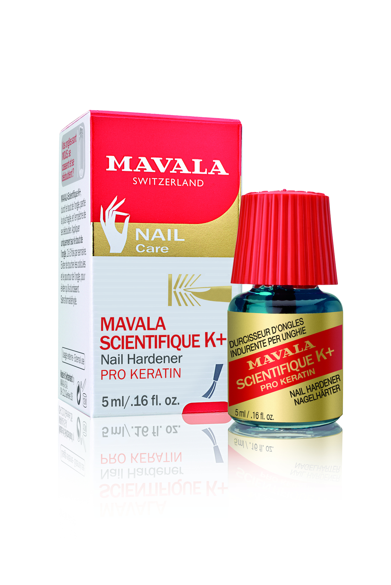 Scientifique K+ Nail Care