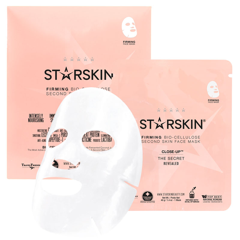 Close-Up Coconut Bio Cellulose Second Skin Face mask