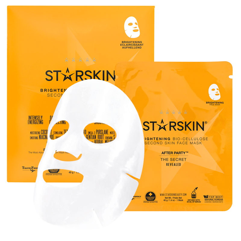 After Party Coconut Bio Cellulose Second Skin Face mask