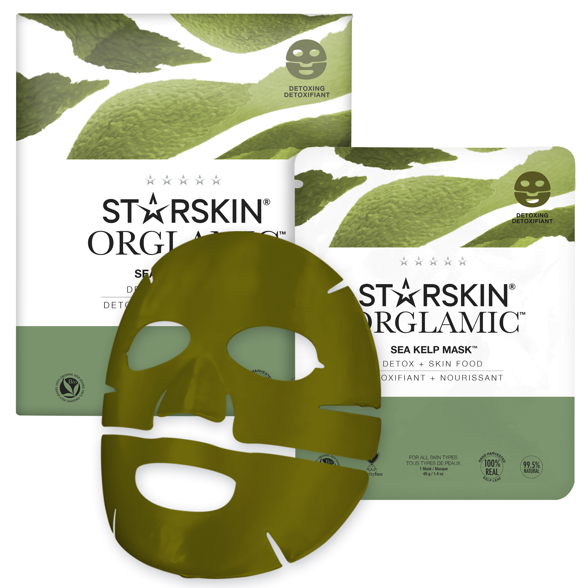 Orglamic Sea Kelp Mask 40 g