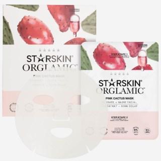 Orglamic Pink Cactus Mask