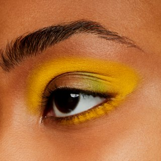 Eye Shadow MAC S E/S CROME YELLOW MSO!