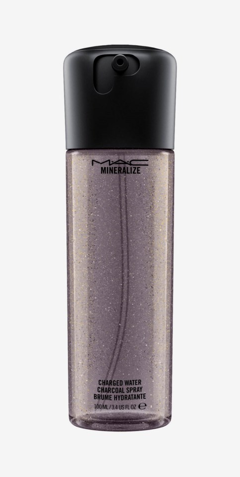 Mineralize Charged Water Charcoal Spray 100ml