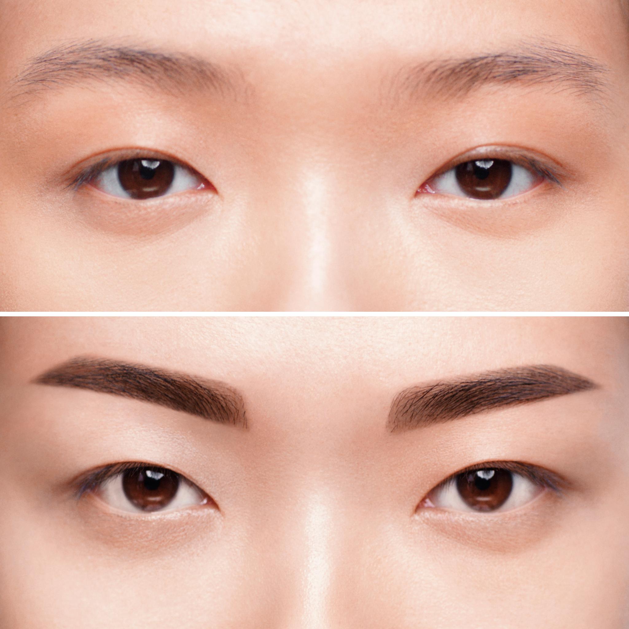 Shape & Shade Brow Tint Eyebrowpencil Spiked