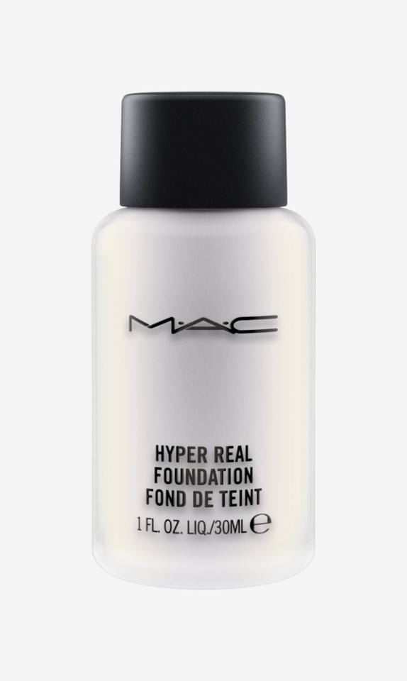 MAC Hyper Real Foundation Foun 1 Gold Fx