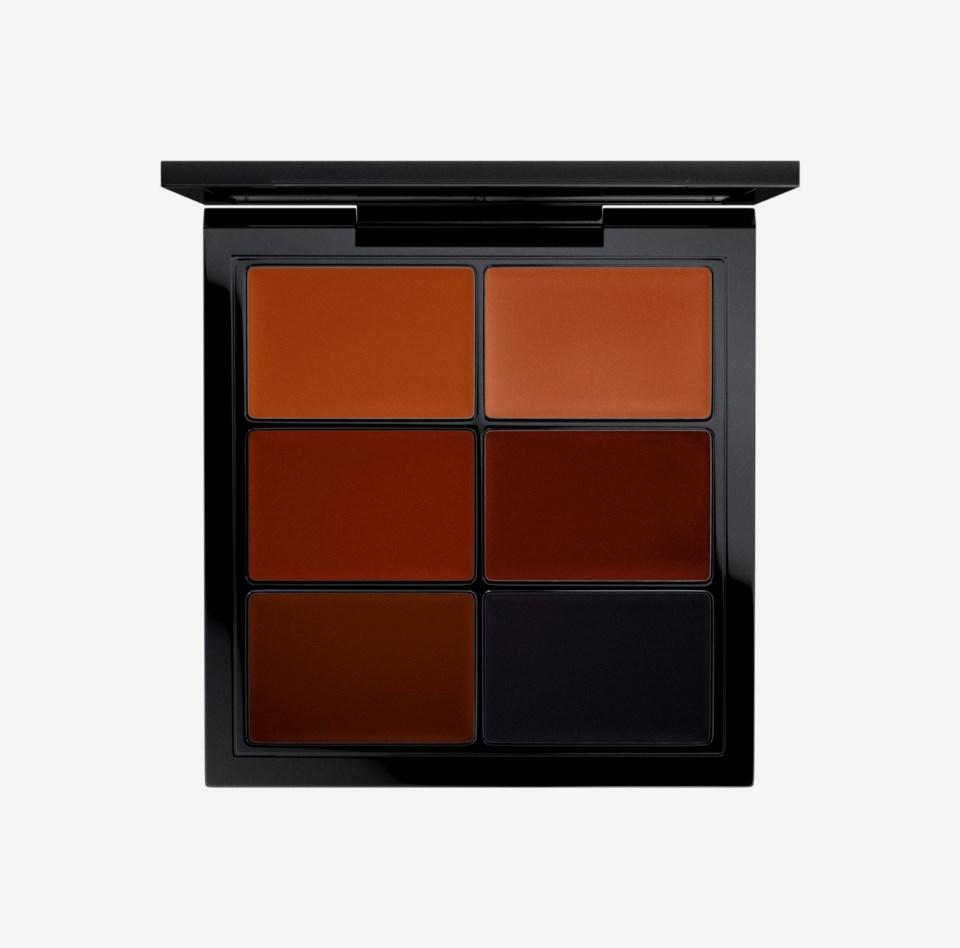 Studio Conceal & Correct Palette Deep Concealer