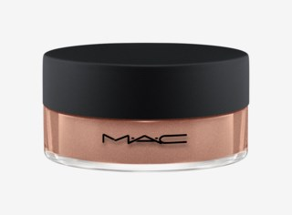 Iridescent Loose Powder Golden Bronze