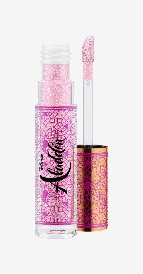 Aladdin Lipgloss Magic Carpet Ride