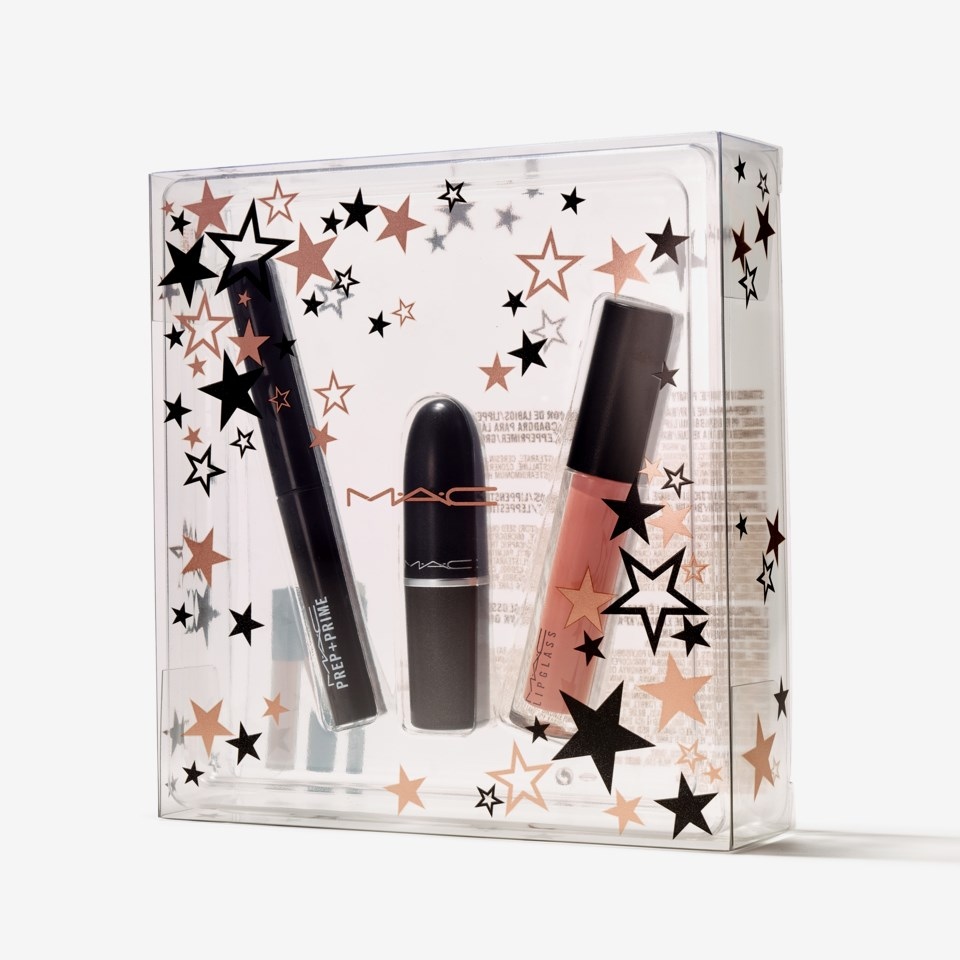 Stars Of The Party Neutral Lipstick Gift Box