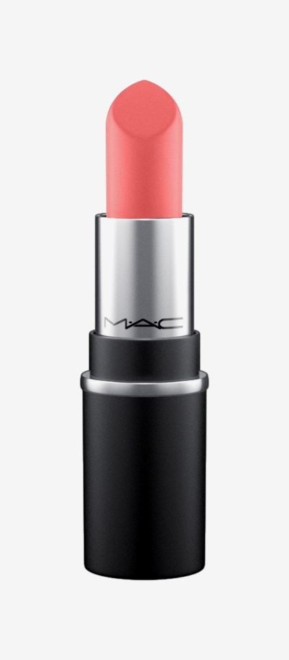 Mini Mac Lipstick Lady Danger Runway Hit
