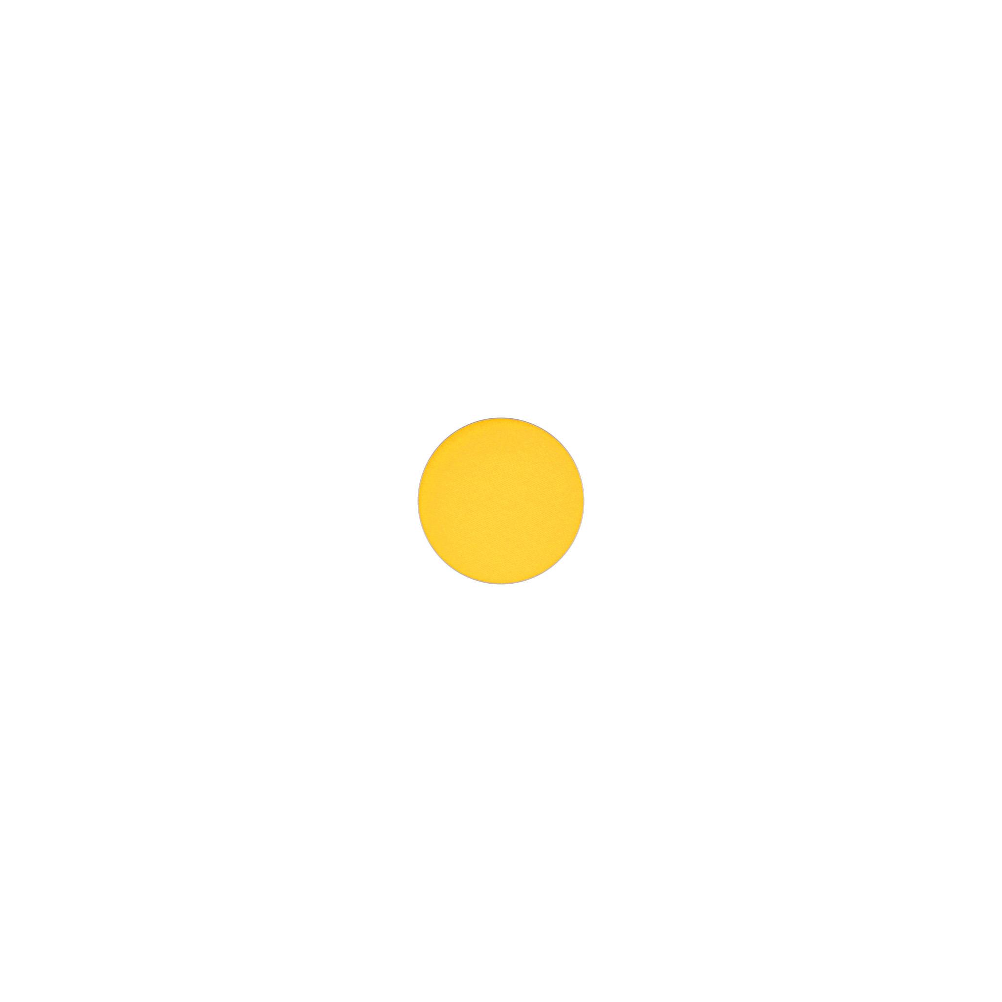 Eye shadow Crome Yellow