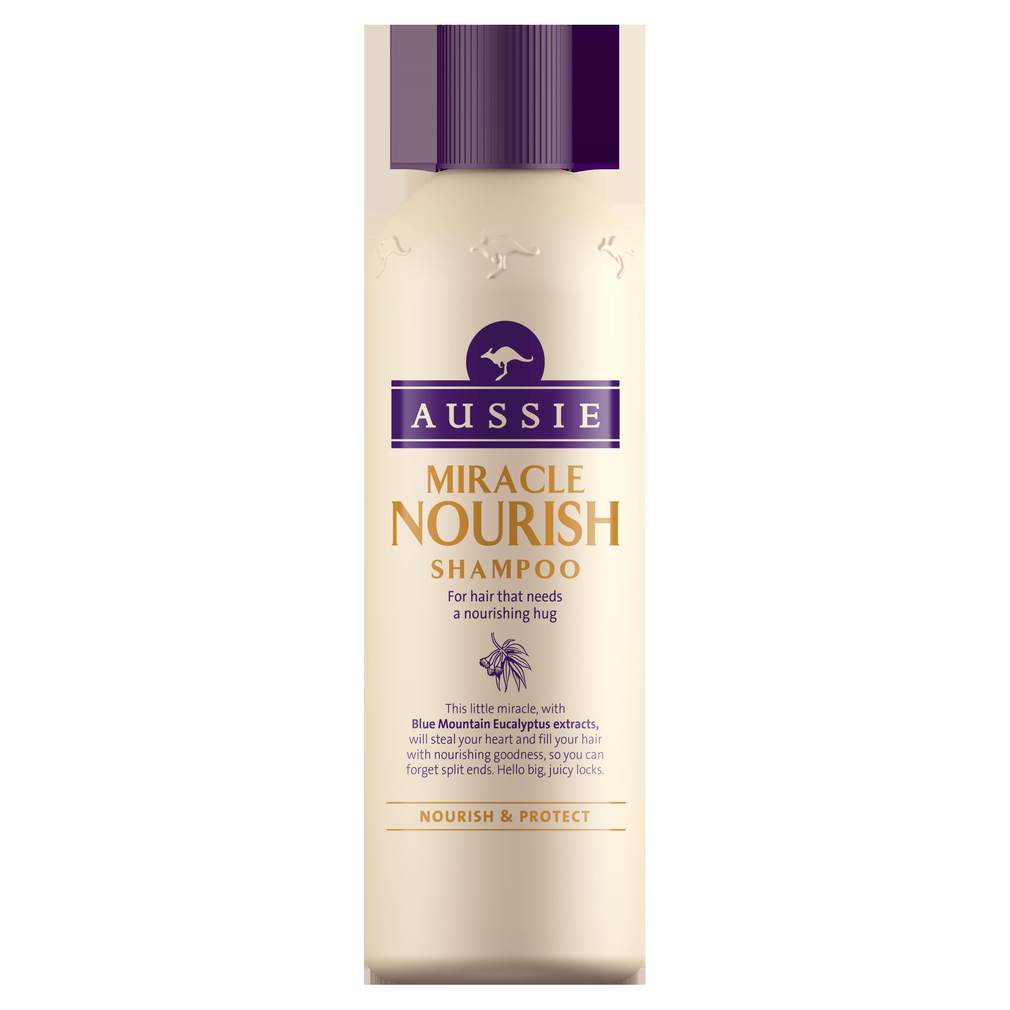 Miracle Nourish Shampoo för torrt hår