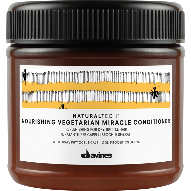 Naturaltech Nourishing Vegetarian Miracle Conditioner 250 ml