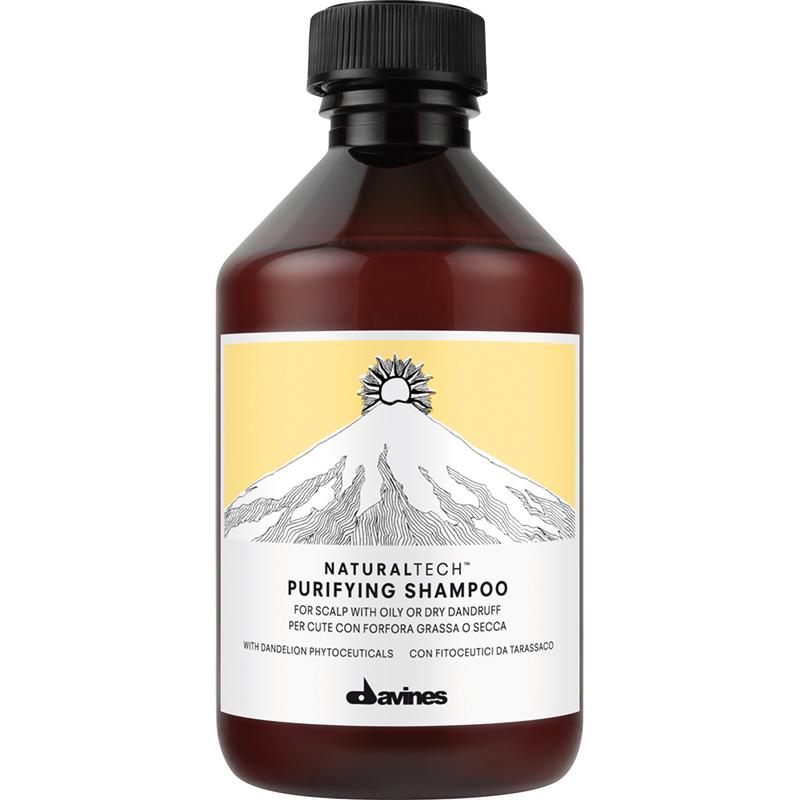 Naturaltech Purifying Shampoo 250ml