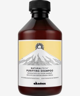 Naturaltech Purifying Shampoo 250 ml