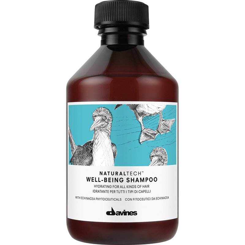 Naturaltech Well-Being Shampoo 250 ml