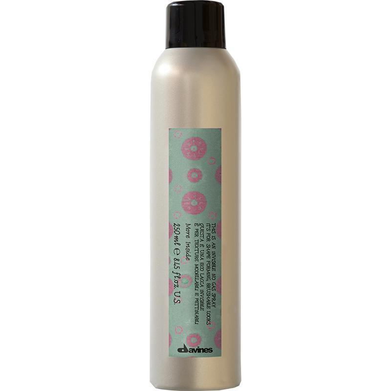Invisible No Gas Hairspray 250ml