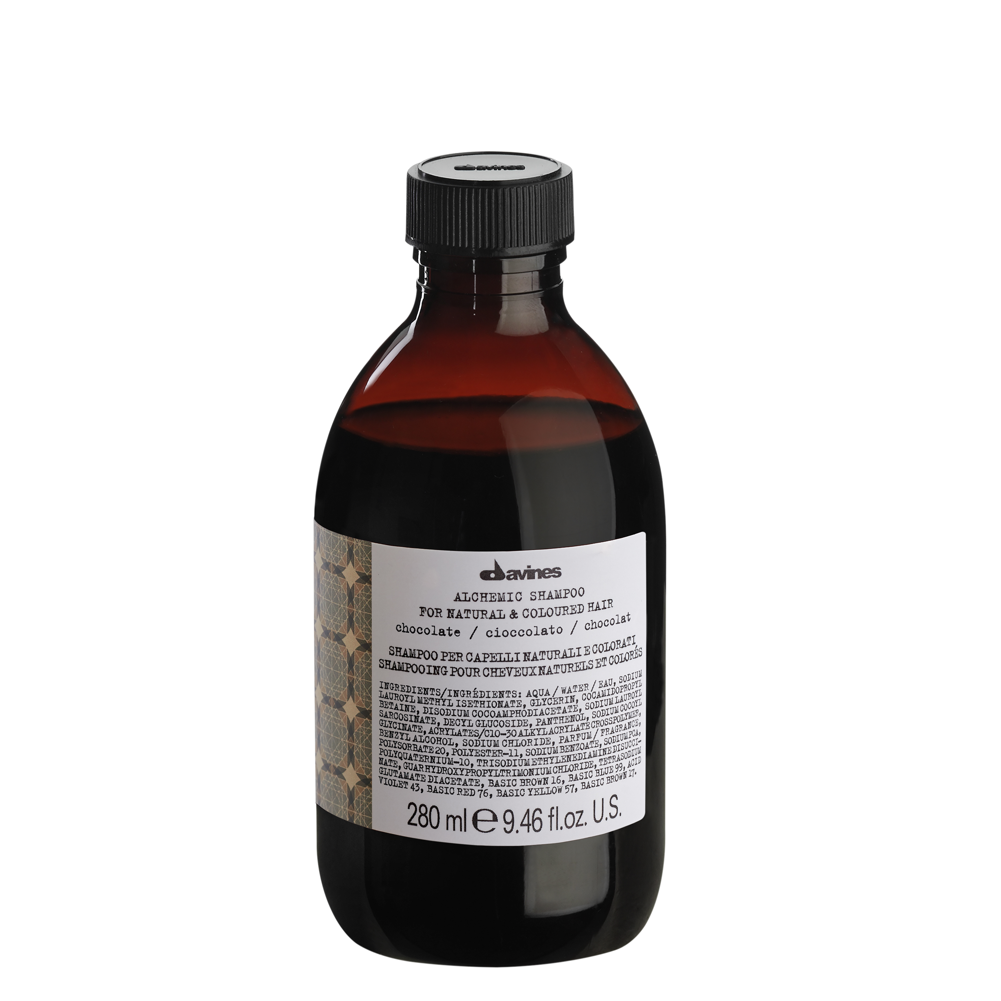 Alchemic Chocolate Shampoo 280ml