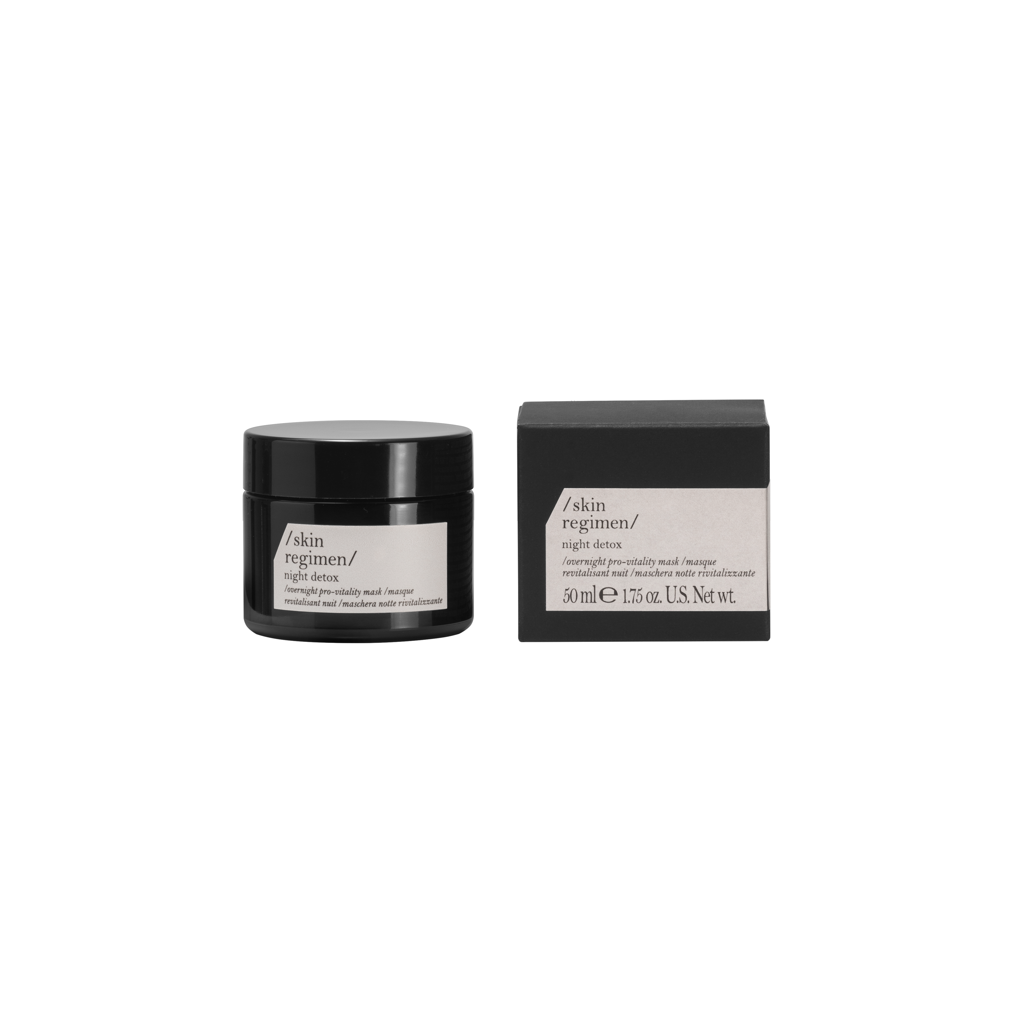 Skin Regimen Detox Night Cream 50 ml