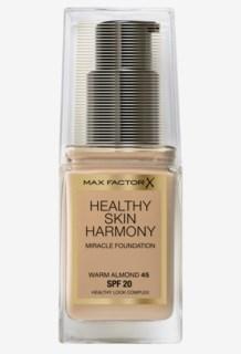 Healthy Skin Harmony Foundation 45 Warm Almond
