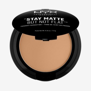 Stay Matte But Not Flat Powder Foundation Olive