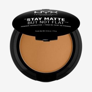 Stay Matte But Not Flat Powder Foundation Deep Golden