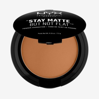 Stay Matte But Not Flat Powder Foundation Deep Olive