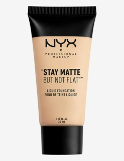 Stay Matte But Not Flat Liquid Foundation Alabaste