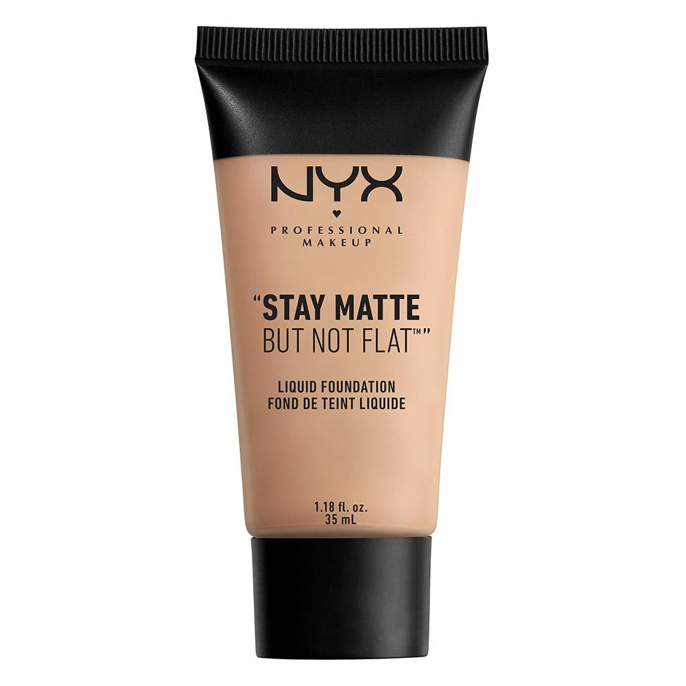 Stay Matte But Not Flat Liquid Foundation Nude Beige