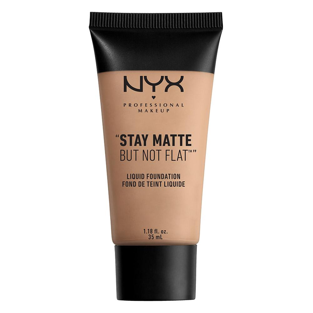 Stay Matte But Not Flat Liquid Foundation Soft Sand