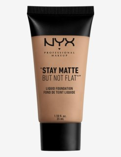Stay Matte But Not Flat Liquid Foundation Soft Sand