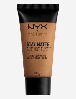 Stay Matte But Not Flat Liquid Foundation Deep Gold