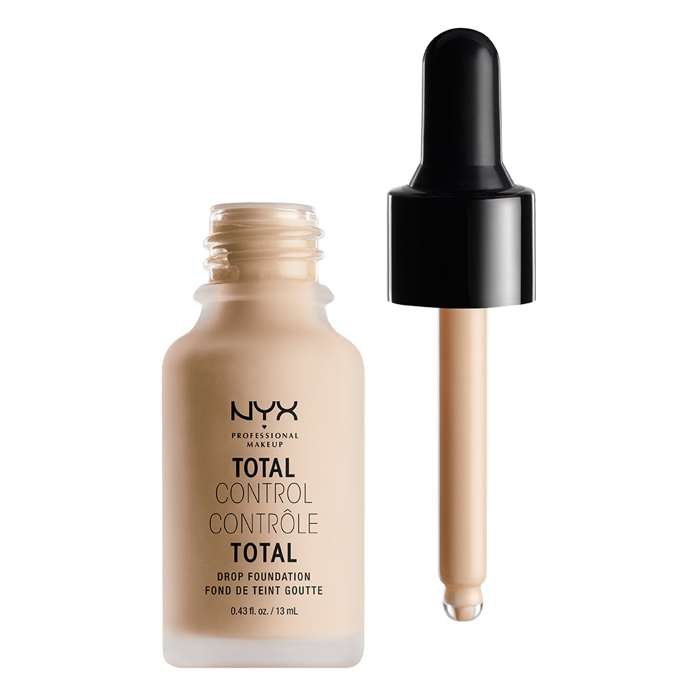 Total Control Drop Foundation 06 Vanilla