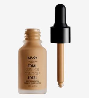 Total Control Drop Foundation 12 Classic Tan
